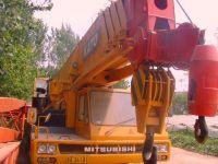 Used KATO NK1000E Truck Crane