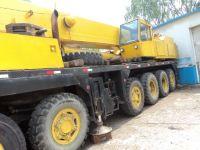 Used Liebherr 120 ton Truck Crane