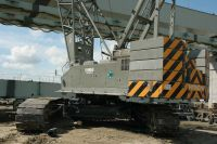Used Hitachi KH850-2 Rough Terrain Crane