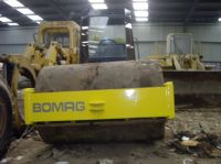 Used BOMAG BW217 Road Roller