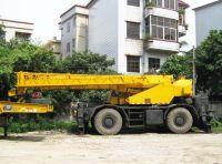 Used Tadano TR400M Rough Terrain Crane