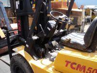 Used TCM FD50 Forklift