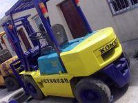 Used Komatsu FD25 Forklift