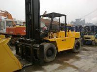Used Komatsu FD100 Forklift