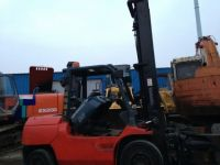 Used Toyota 5 Ton Forklift