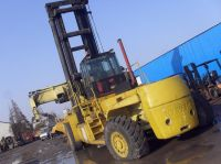 Used Hyster 30ton Forklift