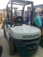 Used Komatsu FD30 Forklift