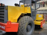 Used Dynapac CA25PD Road Roller