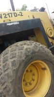 Used Bomag Vabratory Roller BW217D