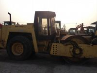 Used Bomag Vabratory Roller BW219D