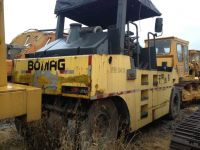 Used Bomag Vabratory Roller BW24R