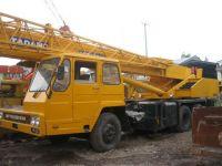 Used Tadano TL250E Truck Crane,Used 25 ton Tadano Crane for Sale