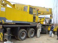 Used Tadano TG800E Truck Crane,Used 80 ton Tadano Crane
