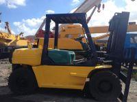Used Komatsu 5 Ton Forklift,Komatsu FD50 Diesel Forklift for Sale