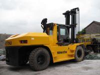 Used 30 Ton Komatsu Forklift,Used Komatsu FD300 Forklift