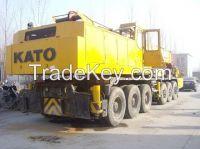 Used 100 Ton Kato Truck Crane,Used Kato NK1000E Crane for Sale