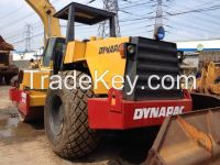 Used Dynapac CA30D Vabratory Compactor