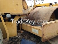 Used CAT CS533 Vabratory Compactor