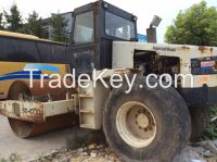 Used Ingersoll Rand SD100D Vabratory Compactor