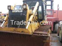 Used Caterpillar D6G Crawler Bulldozer for Sale