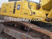 Sell Used Komatsu Excavator PC400-6