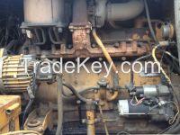 Used Komatsu GD505A-2 Motor Grader