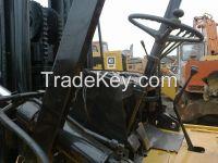 Used Japan Komatsu Forklift 10T