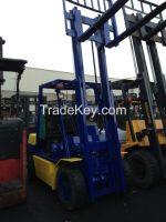 Used Japan Komatsu Forklift 3T