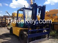 Used Japan Komatsu Forklift 5T