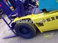 Used Japan Komatsu Forklift 2.5T