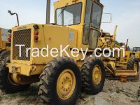 Used Komatsu GD511A-1 Motor Grader Good Condition