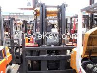 Used Japan TCM Forklift 7T