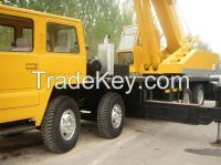 Sell Used Tadano Truck Crane TG550