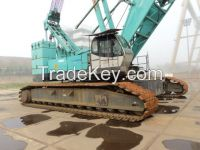 Sell Used Kobelco Crawler Crane CXE2500