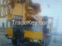 Sell Used Liebheer Truck Crane LTM1160