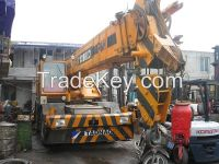 Sell Used Kobelco Rough Terrain Crane RK350