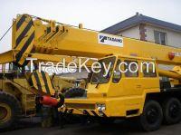 Sell Used Tadano Truck Crane GT650E