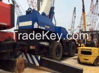 Sell Used Tadano Rough Terrain Crane TR300M