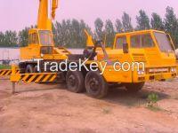 Sell Used Kato Truck Crane NK350E