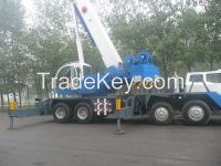 Sell Used Tadano Truck Crane GT650