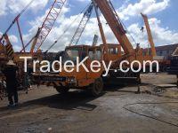 Sell Used Tadano Truck Crane TG250E