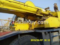 Sell Used Kato Truck Crane 25T