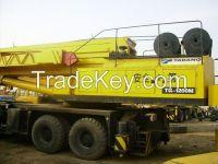 Sell Used Tadano Truck Crane TG1200M