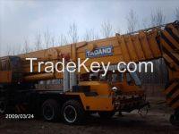 Sell Used Tadano Truck Crane TG1600M