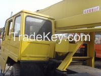 Sell Used Kato Truck Crane NK300E