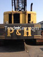 Sell Used p&H Crawler Crane