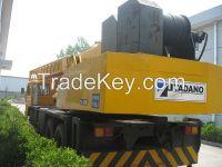 Sell Used Tadano Truck Crane TG450E