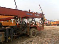 Sell Used Tadano Truck Crane TL200E