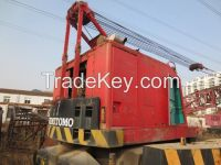 Sell Used Sumitomo Crawler Crane LS1200