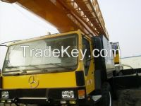 Sell Used Tadano Truck Crane AR1600M